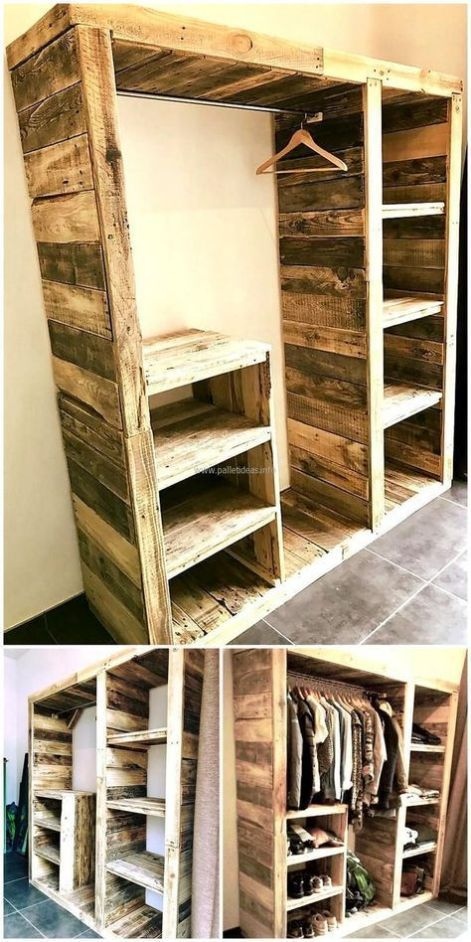 48 Creative DIY Pallet Projects and Pallet Furniture Designs | Diy .
