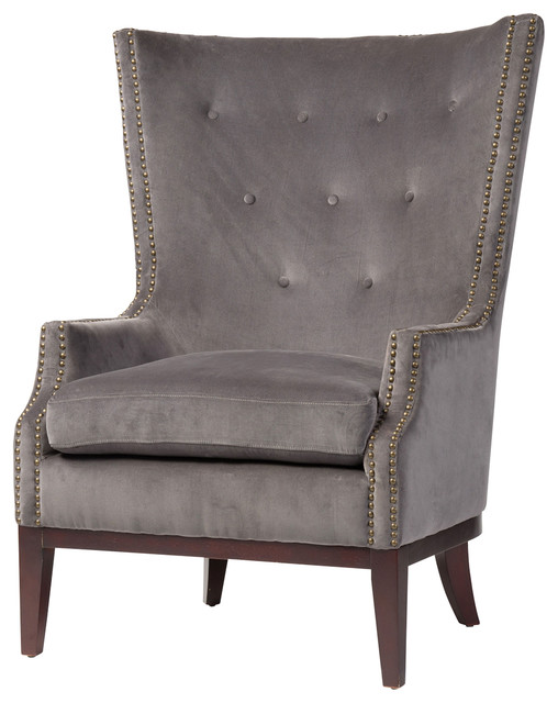 Lillian Occasional Chair - Transitional - Armchairs And Accent .