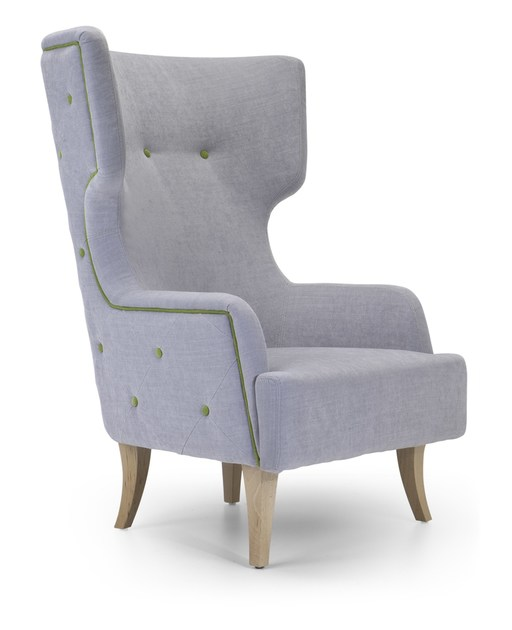 DONNA | High-back armchair Donna Collection By Domingo Salot