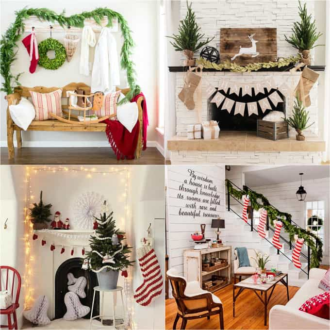 100+ Favorite Christmas Decorating Ideas For Every Room in Your .