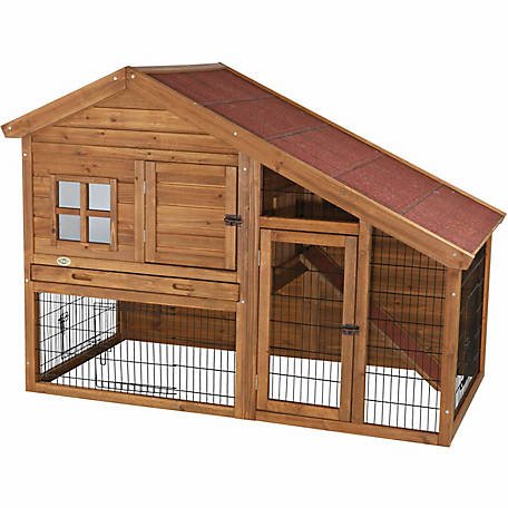 Trixie Pet Products Rabbit Hutch with a View at Tractor Supply C