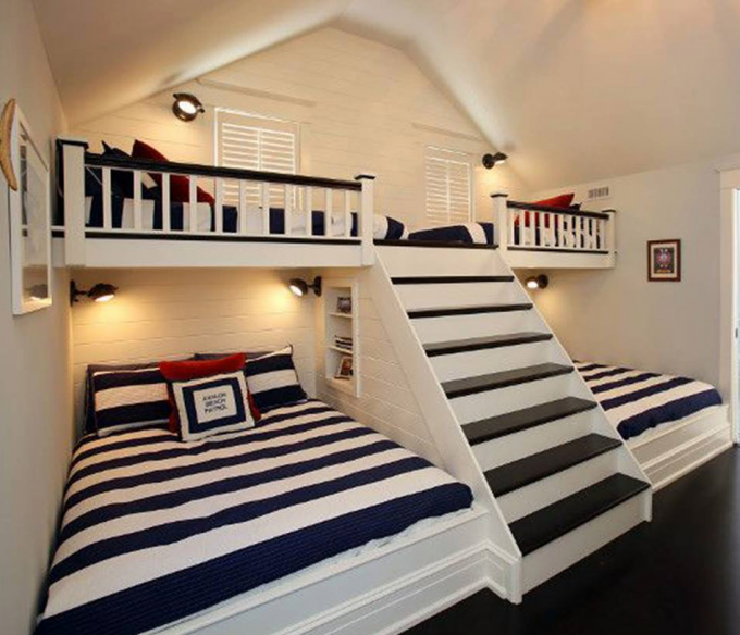The Best Bunk Bed Ideas (Over 30 Ideas)   House, Home, Bunk bed .