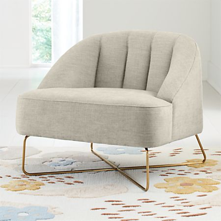 Sydney Kids Lounge Chair | Crate and Barr