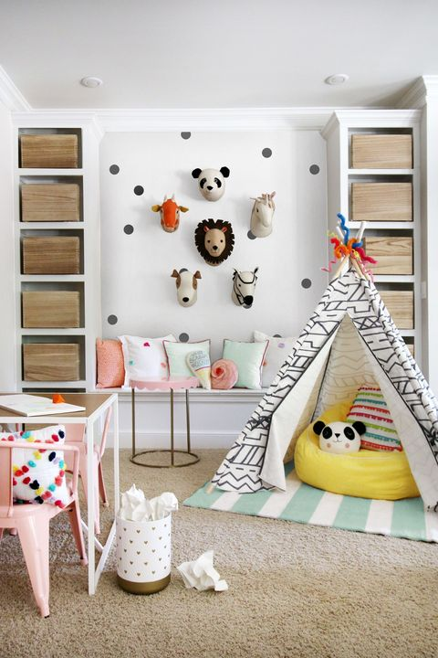 6 Adult-Friendly Decor Ideas for Kids' Spaces - Kids Playroom Ide