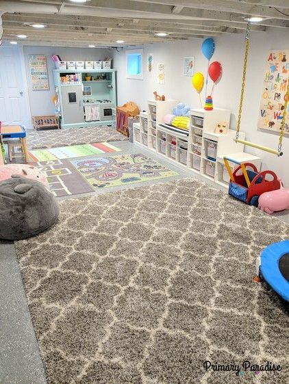 Dream Playroom: A Bright Space for Imaginative Play | Kids .