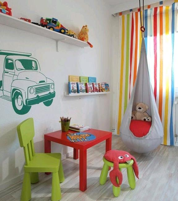 15 Colorful Decor Themes and Modern Ideas for Kids Room Decorati