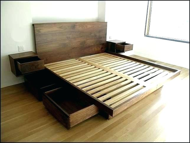 king bed frame with storage – coinzilla.