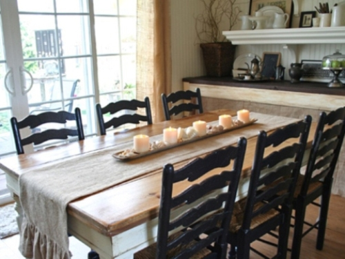 """Simple Kitchen Table Centerpieces — Home Decor Ideas from """"Simple ."""