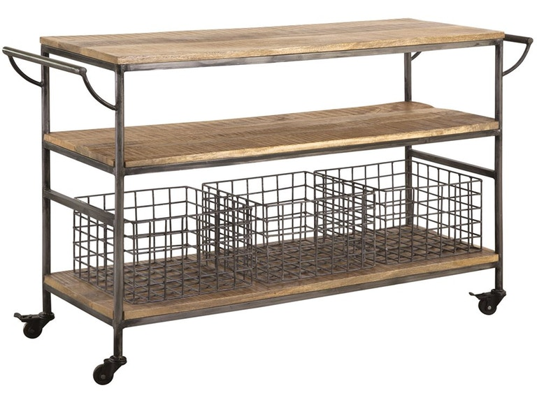 Stein World Accessories Country Kitchen Trolley 17279 - Bacons .