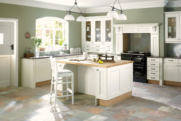 Paint Colors For Kitchen Walls With White Cabinets — Home Decor .