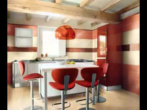 Kitchen wall color ideas - YouTu