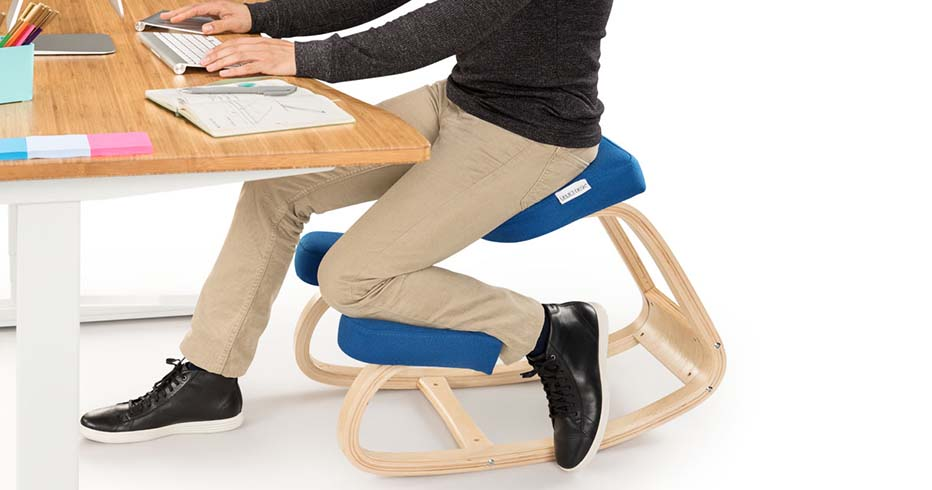 Work in the Perfect Posture for Your Back on the Ergonomic .
