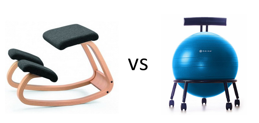 Kneeling Chair vs Yoga Ball - Which Ergonomic Solution is Right .