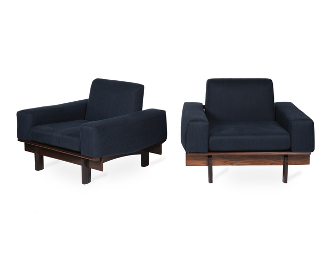 Anonymous | Large armchair (1960s) | Available for Sale | Art