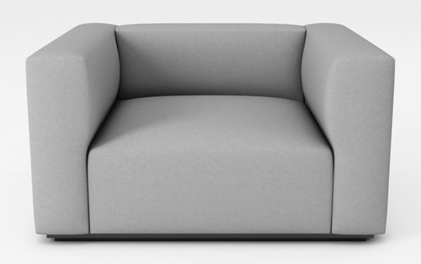 Hayward Large Armchair by The Sofa and Chair Company in Armchai