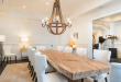 extra large dining table seats 20 - Google Search | Country dining .