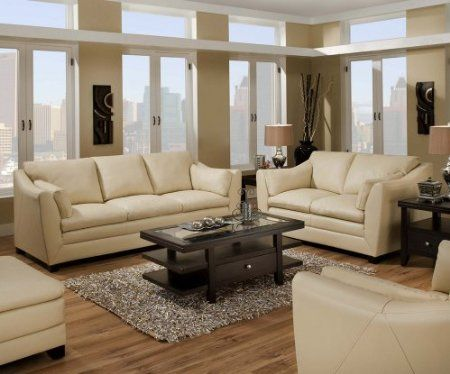 Leather Couch And Loveseat Sets
