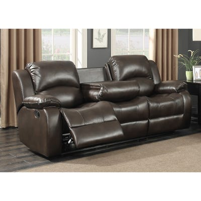 Buy Faux Leather Sofas & Couches Online at Overstock | Our Best .