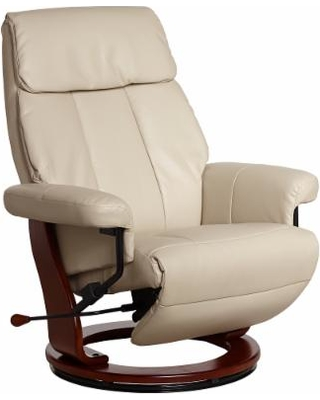 Spectacular Sales for Brenton Augusta Stucco Faux Leather Swivel .