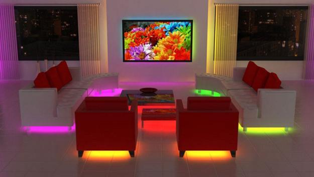 Modern Interior Design Ideas to Brighten Up Rooms with LED .