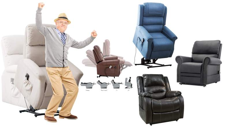 19 Best Lift Chairs for the Elderly (2020) | Heavy.c