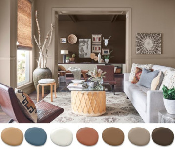 country living room colors ideas – House n Dec