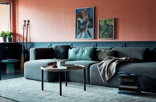 25+ Distinctively Beautiful Living Room Color Combination Ide