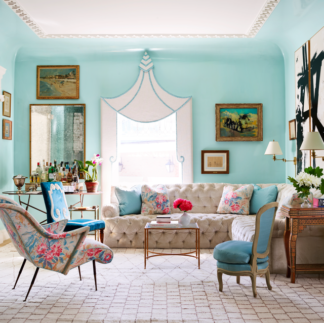 22 Living Room Color Combinations - Best Color Schemes for Your .