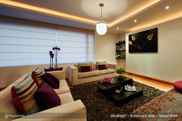 How To Create Ambient Lighting with LED Stri
