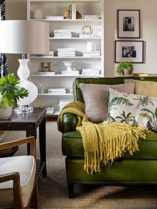 So-Quick Decorating Tricks for an Instant Update | Living room .