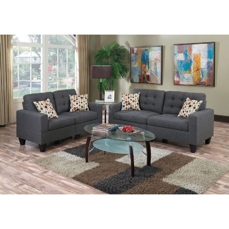 Loveseat And The Sofa Set