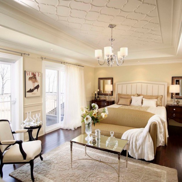 17 Charming Bedrooms With Beautiful Lovese