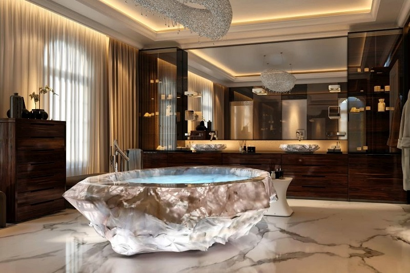 The Most Expensive Bathtubs For Luxury Bathrooms - Covet Editi
