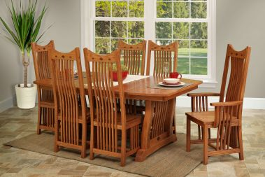 Wooden Mission Furniture from Countryside Amish Furnitu