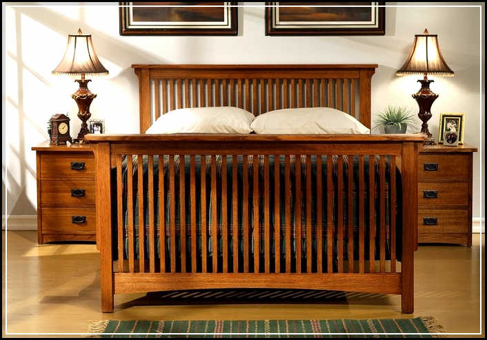 Mission Style Bedroom Furniture: Elegance in Traditionalism - Home .