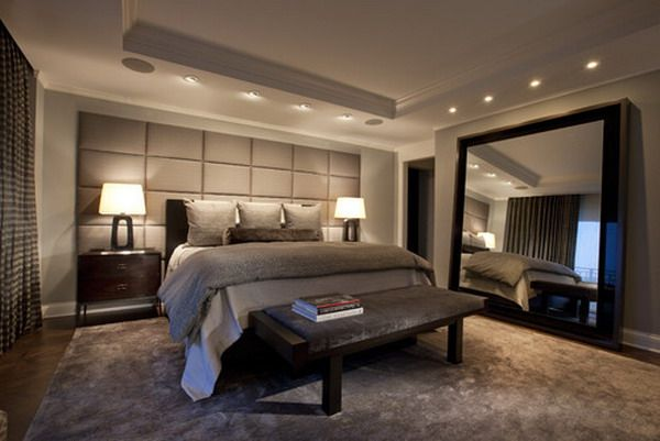 20 Luxurious Master Bedrooms Ideas | Bedroom designs for couples .