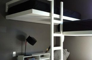 50+ Modern Bunk Bed Ideas for Small Bedrooms | Bunk bed designs .