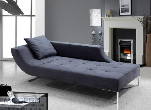 modern chaise lounge | Sofa couch design, Modern chaise lounge .