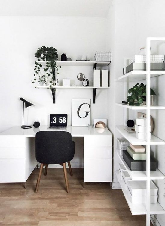 45+ Modern Desk Ideas That Will Certainly Perfect for Your Office .