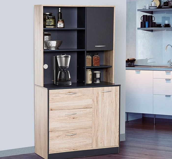 The Best Kitchen Hutch Ideas and Projects - Top Tricks & Ideas!