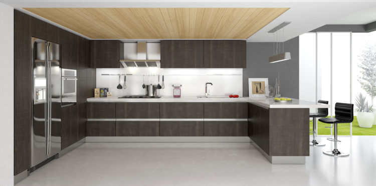 20 Prime Examples of Modern Kitchen Cabine