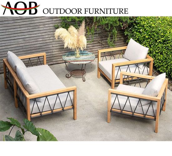 China Wholesale Contemporary Outdoor Hotel Garden Furniture Lobby .
