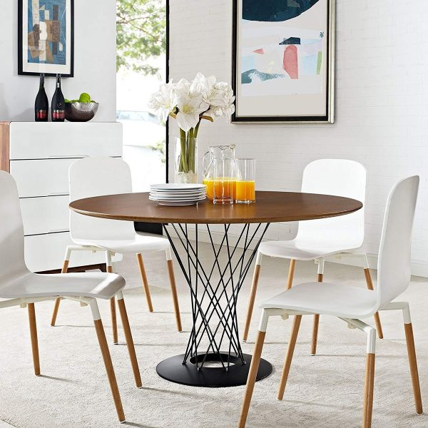 51 Round Dining Tables That Save on Space But Never Skimp on Sty
