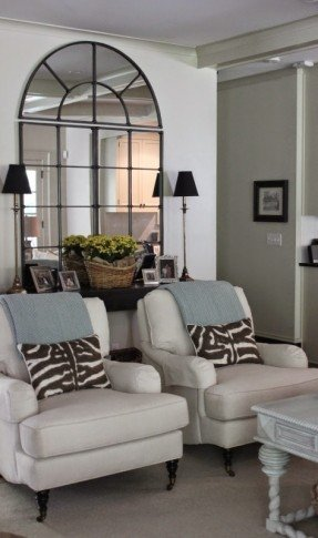 Large Rectangular Mirrors For Walls - Ideas on Fot