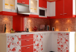 Wood Modular Kitchen Furniture, Rs 250 /square feet, Famous .