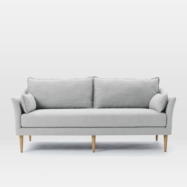 Reviewed: The Most Comfortable Sofas at West Elm   Comfortable .