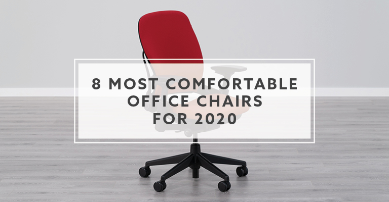 8 Most Comfortable Office Chairs for 2020 (Reviews /Rating