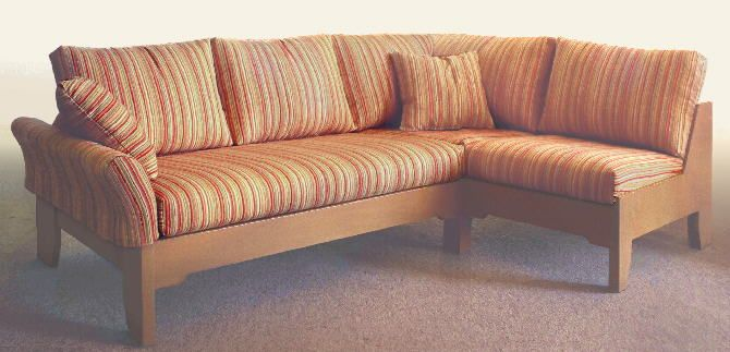 Reasons behind the making of the narrow loveseat | Sofa styling .