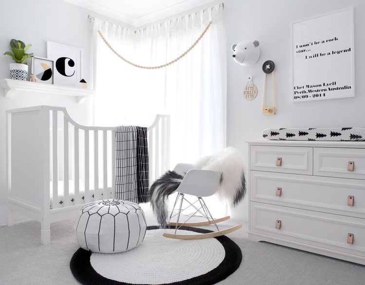 15 Best Nursery Ideas - How to Decorate a Girl or Boy Baby's Ro