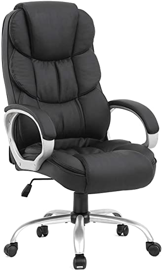Amazon.com: Ergonomic Office Chair Desk Chair Computer Chair with .